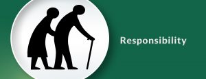 Responsibility for the elderly