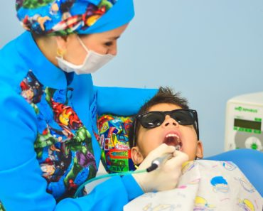 Dental care for children is free