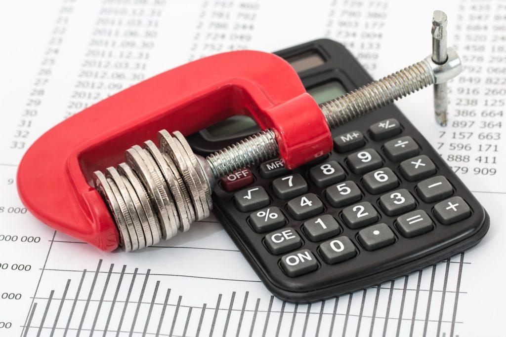 Measuring debt or savings