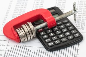 Measuring debt or savings
