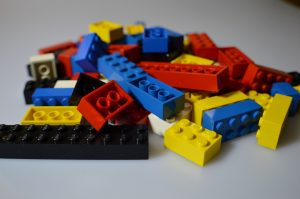 Make money recycling LEGO