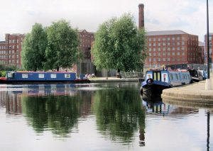 Regeneration of the Ancoats and New Islington area