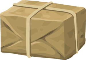 An image of brown paper parcel