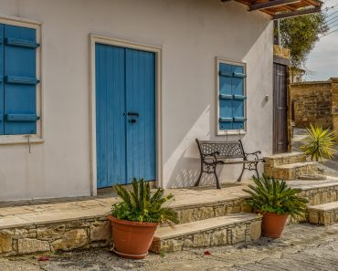 A pretty village house in Cyprus