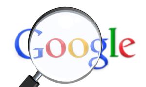 Google search concept