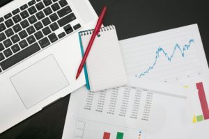 Tracking business finances and budgets