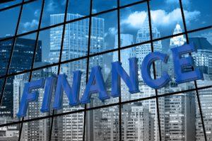 A Commercial finance concept