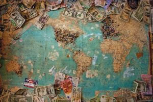 Taking money abroad