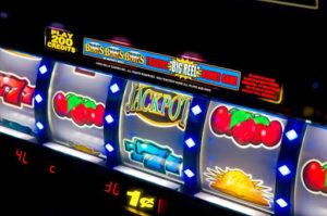 Jackpot spins
