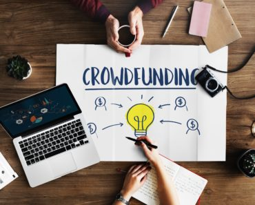 Crowd funding and teamwork
