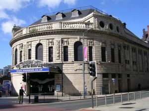 The Majestic cinema and dance hall in Leeds