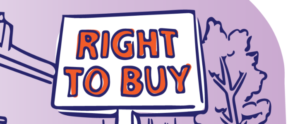 A right to buy property concept
