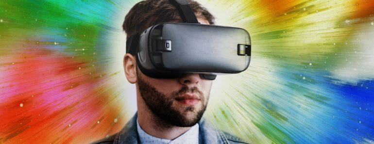 Using a virtual reality headset