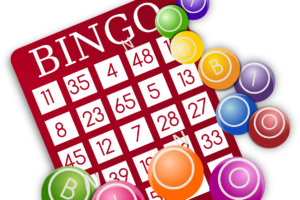 A concept about playing bingo.