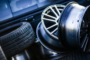 Car tyres and rims