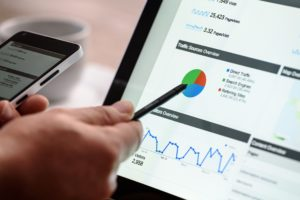 Monitoring the results of digital marketing