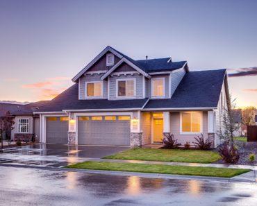 A modern executive home