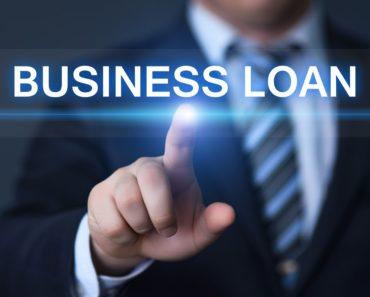 A business loans concept