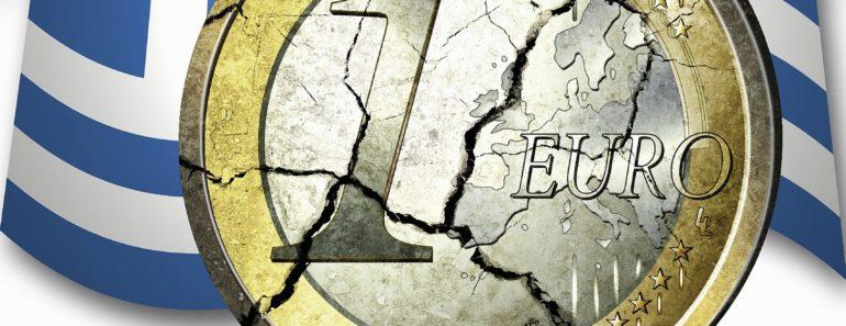 A broken Euro coin