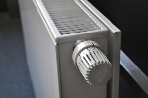 A radiator thermostat