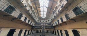 Prison cells in Dublin Jail
