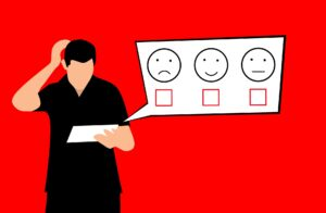 A business feedback concept