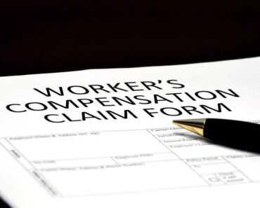 A workers compensation form