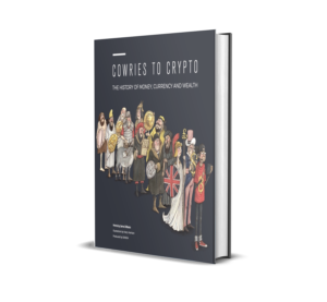 Cowries to crypto book cover