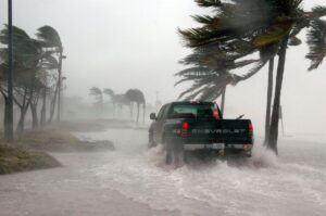 Severe storms and floods in Florida