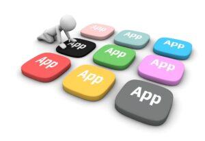 App software concept