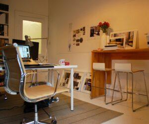 A home modern office
