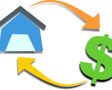 A mortgage or home loan concept