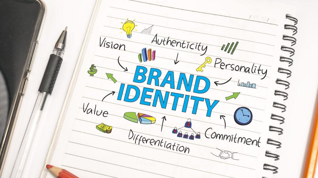 Building a brand identity