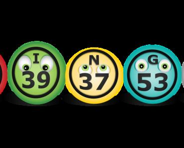 A bingo graphic