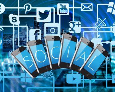 A social media concept