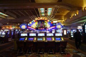 A Casino in Las Vegas