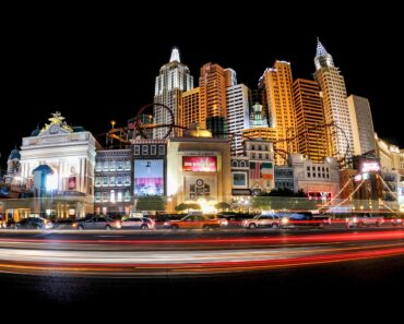 Casinos on the Las Vegas strip