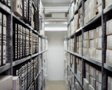 A document archive facility