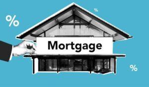A mortgage concept