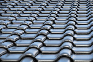 Energy efficient roof tiling
