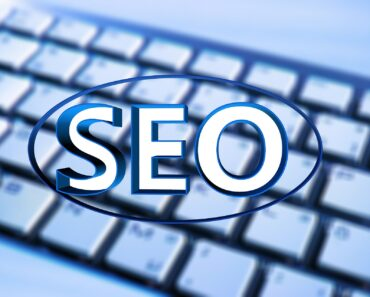 A search engine optimization (SEO) concept
