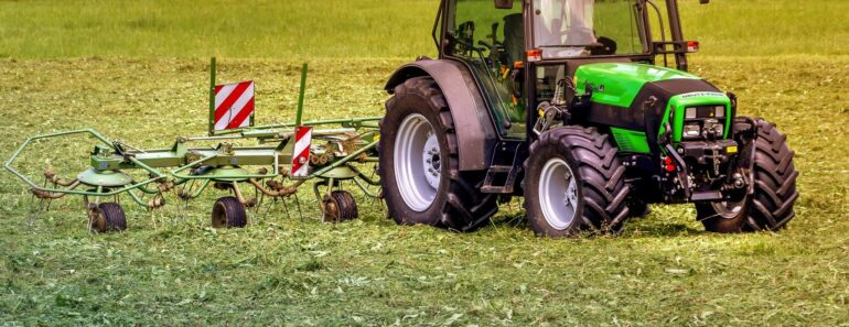4 Tips When Purchasing Used Farm Equipment