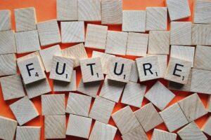 """""""Future"""" written in scrabble letters"""