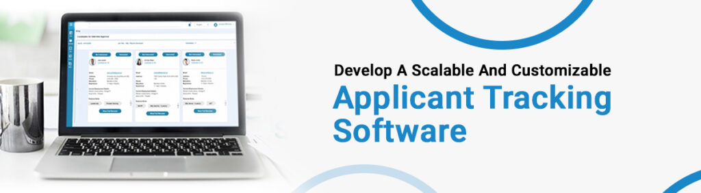 Applicant tracking software development
