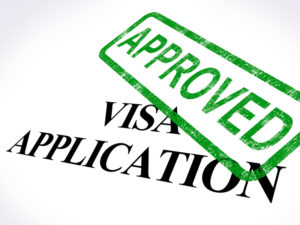 Get a travel visa