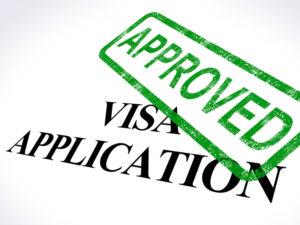 Get a travel visa