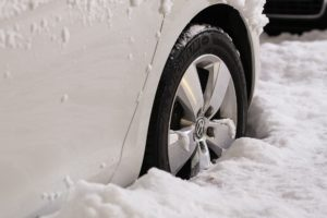 Should you fit snow tyres?