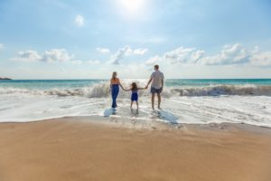 Prepare for a family summer holiday