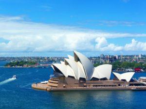 Transfer money to Australia
