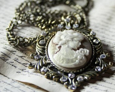 Inherited antique necklace